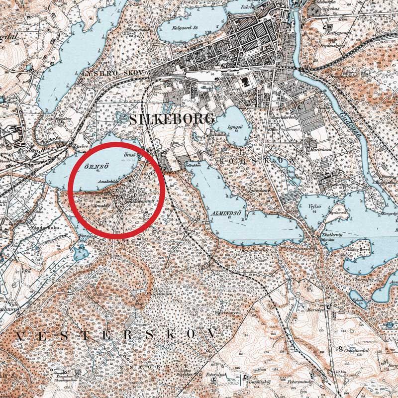 Midtjyske Tæpper - Anne Mette Larsen - Skovvilla - Silkeborg Bad